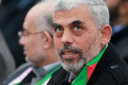Hamas'ın yeni Siyasi Büro Başkanı Yahya Sinvar oldu