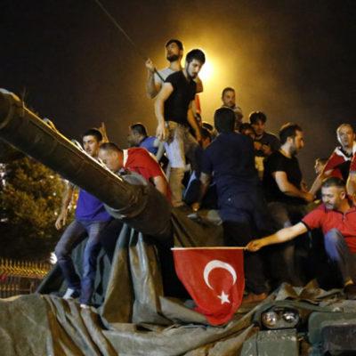 Ankara Valiliği: 15 Temmuz'da kapılar kırılarak silah dağıtıldı