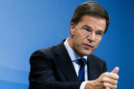 Hollanda Başbakanı: Olayları çığırından çıkarmak için ellerinden geleni yaptılar
