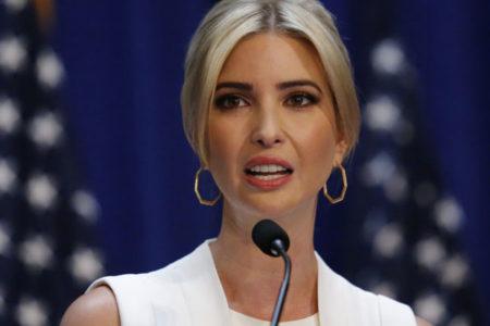 Donald Trump kızı Ivanka'yı danışmanı olarak atadı