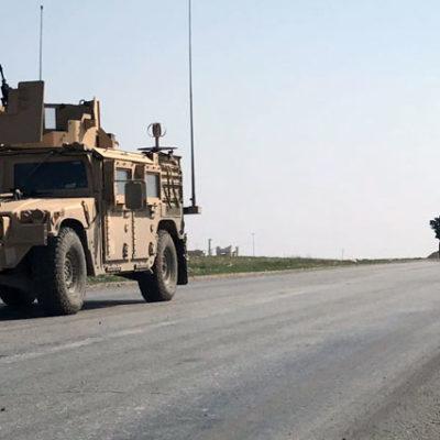 ABD'den Rakka operasyonu için Kürt bölgesine silah sevkiyatı