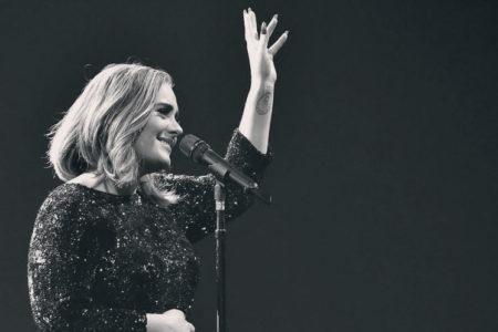 Adele, eşcinsel hayranlarının evlilik teklifi için konserine ara verdi