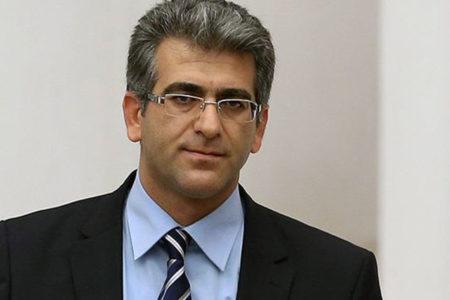 HDP'li Adem Geveri gözaltına alındı