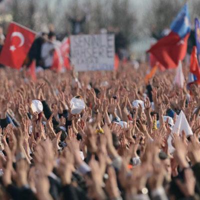 MAK Danışmanlık: AKP'nin oy oranı 7 Haziran düzeyinde