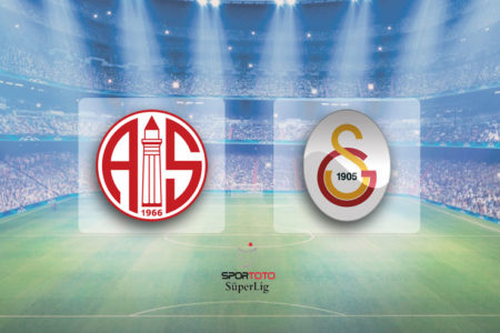 Galatasaray son nefeste: Antalyaspor 2-3 Galatasaray