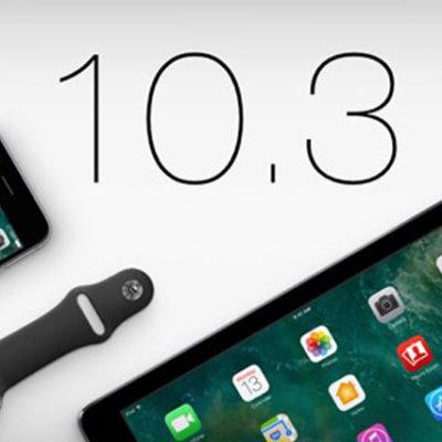 Apple'dan iOS 10.3 geldi: Kayıp kablosuz kulaklıklar bulunacak