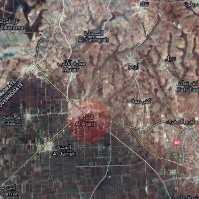 ABD, Suriye'de camiyi vurdu, 50'den fazla kişi öldü