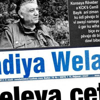 Azadiya Welat çalışanlarına 15 yıla kadar hapis istemi