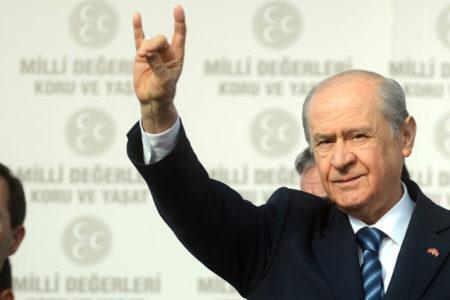 Aydınlık yazarı: Bahçeli için alanlarda toplananların tamamına yakını AKP'lidir