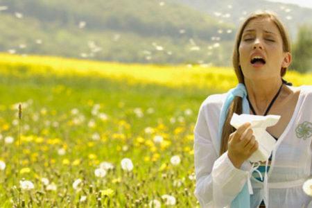 Astım ve kronik sinüziti olanlar bahar alerjisinden daha fazla etkileniyor