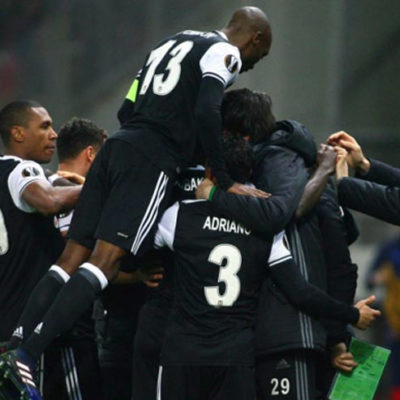 Beşiktaş Lyon deplasmanında