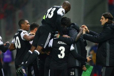 Avantaj Beşiktaş'ın: Olympiakos 1-1 Beşiktaş