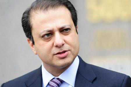 Sarraf'ın Avukatı Giuliani'nin ortağı Bharara'nın yerine mi getirilecek?