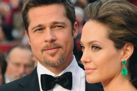 Angelina Jolie, Brad Pitt'in yanındaki yeni bir eve taşındı