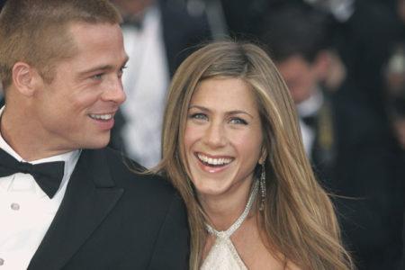 'Brad Pitt ve Jennifer Aniston mesajlaşıyor'