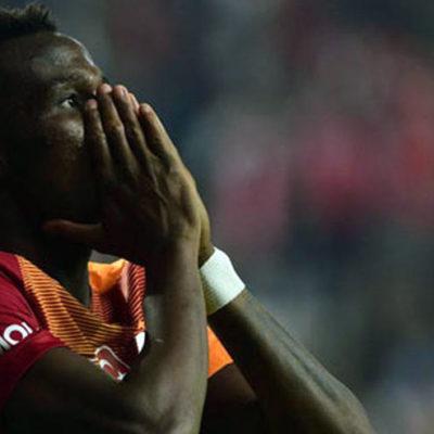 Galatasaray evinde bozguna uğradı