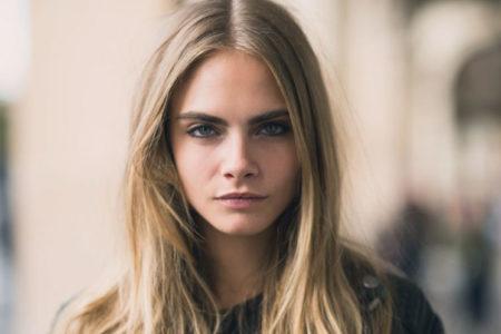 İngiliz 'süper model' Cara Delevingne, kitap yazdı
