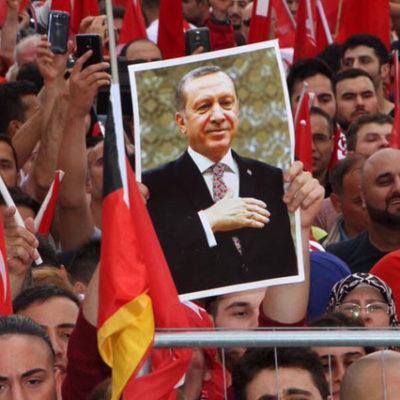 Erdoğan'ın Almanya'da konuşma yapacağı salondan ret cevabı geldi