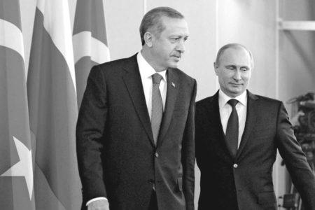 Daily Mail: Avrupa'nın doğu sınırındaki otoriter liderlere, Putin'den sonra Erdoğan da katıldı
