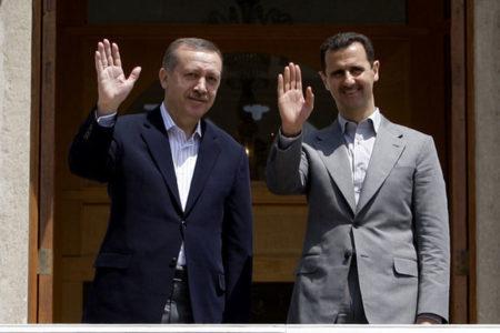'Kardeşim Esad'la masa kuruluyor