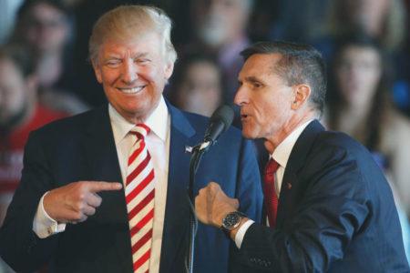 'Trump FBI'dan Flynn soruşturmasının kapatılmasını istedi'