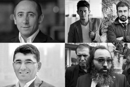 Tahliye kararı verilen 21 gazeteci yeniden gözaltında