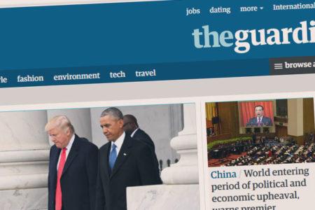 """Guardian yazarı: """"Türkiye'nin gerçekliği, alternatif tarih kurgularından bile çok daha tuhaf"""""""