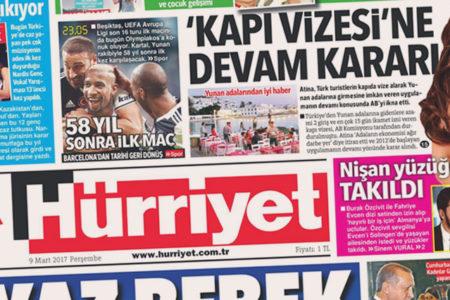 Hürriyet Okur Temsilcisi: Gazeteciler referandum gibi demokratik karar süreçlerinde taraflar arasında adil davranır
