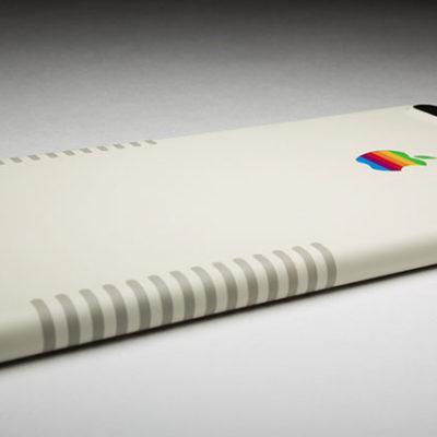 Karşınızda 'iPhone 7 Plus Retro Edition'