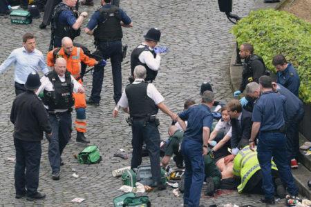 Londra'da terör saldırısı: 5 ölü, 40 yaralı