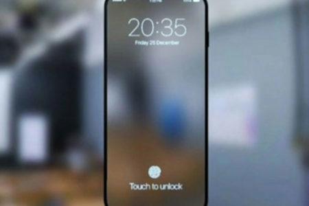 iPhone 8 çerçevesiz ekranla geliyor