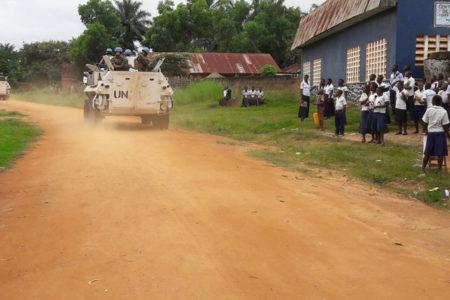 Demokratik Kongo Cumhuriyeti'nde 40 polis memurunun başı kesildi