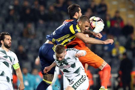 Kadıköy'de kabus: Fenerbahçe 2-3 Atiker Konyaspor