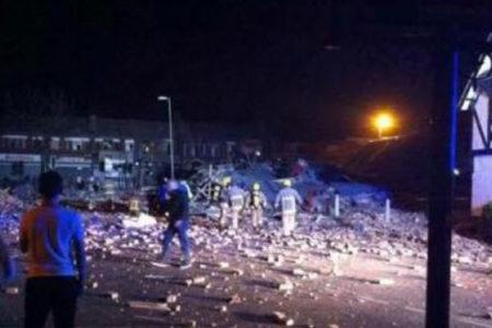 İngiltere'nin Liverpool kentinde patlama: Yaralılar var
