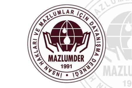 Ahmet Faruk Ünsal: MAZLUMDER bir darbe ile karşı karşıya