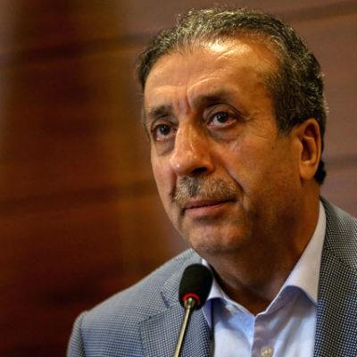 Mehdi Eker'in İsveç'te konuşma yapacağı salonun kira sözleşmesi iptal edildi