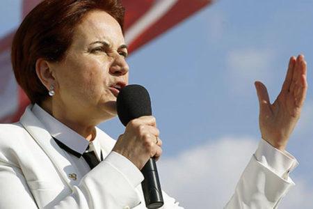 Akşener: 16 Nisan'dan sonra Hollanda ve Almanya'dan özür dilenecek