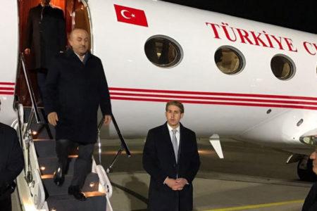 """""""Uçak devlete ait, büyükelçilik devlet kurumu. Seçim için kullanılamaz"""""""