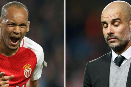 Manchester City'i deviren Monaco çeyrek finalde