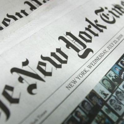 New York Times kanıtları yayımladı, İngiltere tepki gösterdi