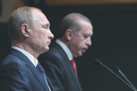 """""""Erdoğan Kremlin'deki kredisini kaybetti"""""""