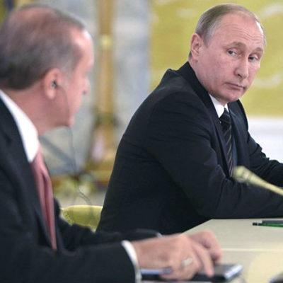 Putin: Türkiye ile ilişkiler kriz öncesi seviyesine ulaştı