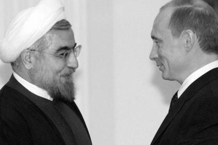 Putin ve Ruhani: ABD'nin uluslararası hukuk normlarını çiğnemesi kabul edilemez