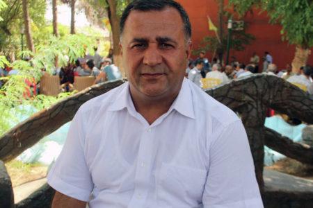 İnsan Hakları Derneği Diyarbakır Şube Başkanı gözaltına alındı
