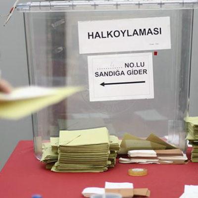 İki bin 397 sandıkta seçmen sayısından fazla oy kullanılmış!