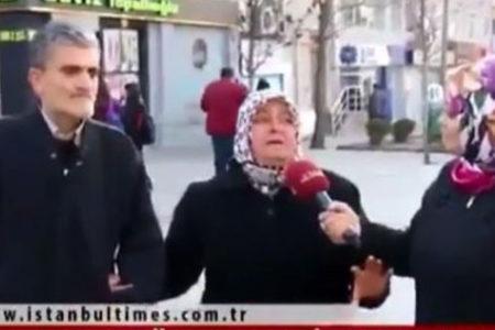 AKP'li kadın: FETÖ'cü ilan edildik, referandumda 'hayır' diyeceğim