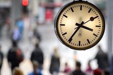 Avrupa'da saatler 1 saat ileri alınıyor