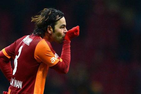 Galatasaray'ı kaptanı kurtardı: Galatasaray 3-2 Gençlerbirliği