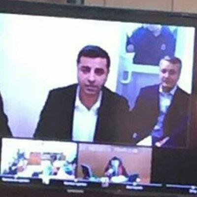Demirtaş'ın İşkenceyi Önleme Komitesi'ne yazdığı mektup kayıp