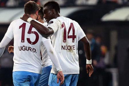 Fırtına dinmiyor: Akhisar Belediyespor 1-3 Trabzonspor